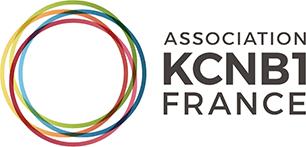 Logo de l'association KCNB1 France